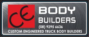 CE Body Builders logo
