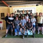 Volunteers Hurricane Go Kart Club