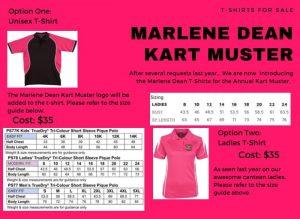 Marlene Dean Kart Muster polos