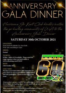 60th Anniversary Gala Dinner for HGKC